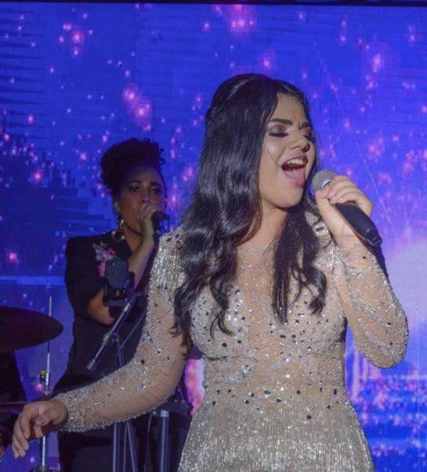 Debutante Marina Bezerra