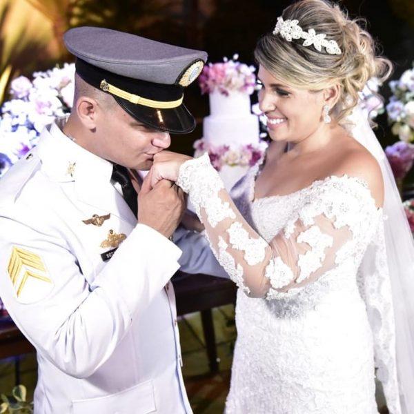 Celebração de Casamento Moara e Pedro