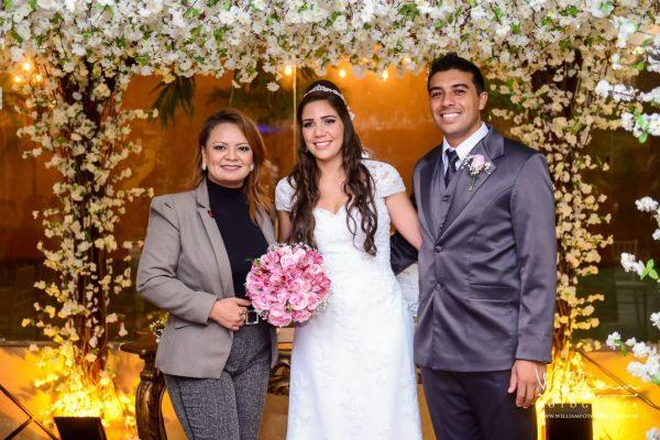 Celebração de Casamento Renato e Raquel