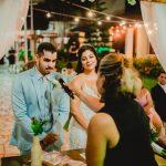 Celebração de Casamento Stefanie & Higo